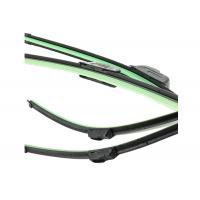 Beam Soft Rubber Frameless Wiper Blades / Car Front Windshield Replacement Manufactures