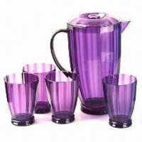 Plastic Water Jug, for Promotional and Gift Purpose, Customized Logos/designs are Accepted Manufactures