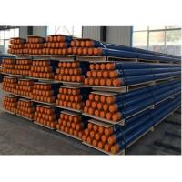 """High Quality 76mm API 2 3/8"""" Tool Steel Drill Rod Tubes 1000~6000mm Length Manufactures"""