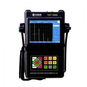 Full-screen Display Function YUT2800 Portable Digital Ultrasonic Flaw Detector Manufactures