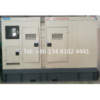 Quality 250KW Ricardo Silent Generator Set/Diesel Generator/Electric Power for sale