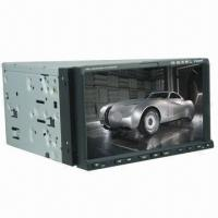 Buy cheap CE-approved In-dash DVD Player with Customized Carton Package from wholesalers