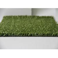Short ITF Tennis Synthetic Grass , Tennis Court Fake Turf Long Life Expectance Manufactures