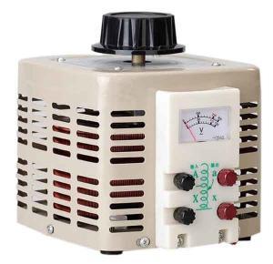 TDGC2-3 Single Phase AC Variac Digital Variac , Variable Output Transformer Manufactures