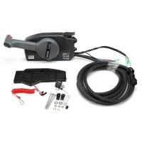 China Whaleflo Outboard Remote Control +10 Pin Cable For Yamaha 703-48207-21 703-48207-11 on sale