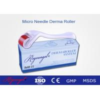 Pigment Removal / Anti Puffiness 540 Micro Needle Derma Roller Skin Care Derma Roller Manufactures