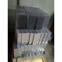 Quality Precision Cutting 6063 T5 CNC Machining Aluminium Heat Sink Profiles 100MM for sale