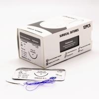 Quality Polydioxanone monifilament(PDO/PDS) surgical sutures with needles for sale