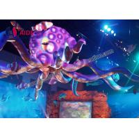 Giant Octopus Inflatable Event Decoration , Inflatable Dragon Decoration Blower Manufactures