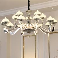 Buy cheap Moder Led flower led chandelier indoor home light Fixtures (WH-LC-08) from wholesalers