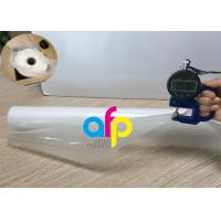 Clear Glossy PET Laminating Film75 Micron Manufactures