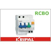 China Electronic Residual Circuit Breaker with Over Current Protection RCBO on sale