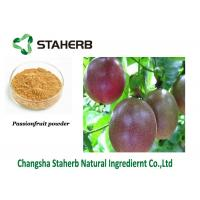 China Passionfruit powder,fruit powder,juice concentrate powder, plant extract, flavor additive on sale