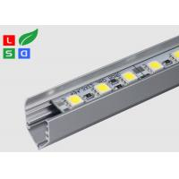 "V Shaped LED Light Bar 48"" 60"" 72"" Length DC 12V Transformer For Showcase Manufactures"