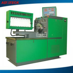 Auto digital control diesel Fuel Pump Test Bench Equipment 5.5kw 380V IP54 Manufactures