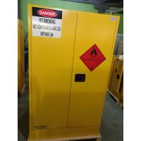 Flammable Liquid Safety Storage Cabinets Combo, Fireproof  Safety Storage Cabinets 250Litre Manufactures