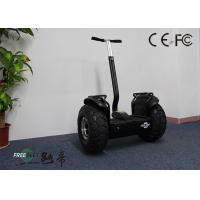 Quality Black Smart 2000W Off Road Electrical Mobility Scooter Personal Vehicle for sale