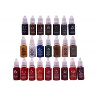 Biotouch Pigment Tattoo Ink 15ml For Tattoo Eyebrow Semi Permanent Makeup Manufactures