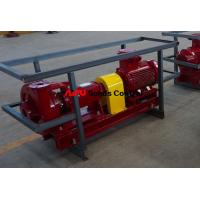 Oil and gas drilling mud trip pump for sale at Aipu solids control Manufactures