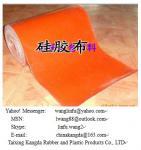 hi-temperature silicone coated fiberglass fabric Manufactures