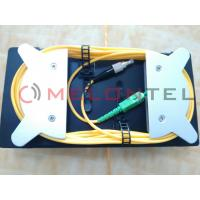 Single Mode 9 / 125um OTDR Launch Cable Box Test Extension Line Yellow Color Manufactures