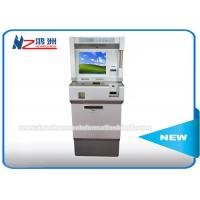 Multi Function Hospital Check In Kiosk For Patient Self Check In / Healthcare Query Manufactures
