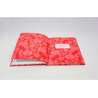 Quality Paper Printed Custom Composition Notebooks Printing / Student Exercise Notebook for sale