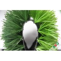 Heavy Traffic Resistance Diamond 13000Dtex Field Green and Light Green Soccer Turf Manufactures
