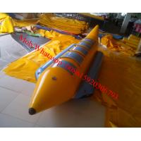 5 sits / person inflatable water games flyfish banana boat Manufactures