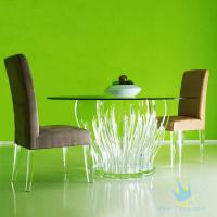 acrylic bar stools and table Manufactures