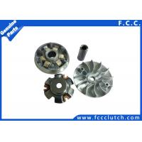 High Performance Belt Clutch Pulley / Front Clutch Pully Assembly GY6 Manufactures