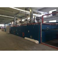 Non Woven Machinery / Textile Stenter Machine Horizontal Roller Chain Transmission Manufactures