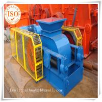 High capacity double roller crusher Manufactures