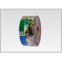 High Shrinkage Drink Bottle Labels Pvc Heat Shrink Sleeve , Thickness 25-70 Mic Manufactures