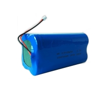Rechargeable IEC62133 10Ah Li Ion 3.7 V Battery 1C Discharge Manufactures