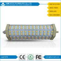 CE/ROHS 189mm led r7s 15w smd5050 with 3 years warranty Manufactures