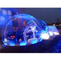 Custumized Inflatable Party Tent , Outside Inflatable Climbing Tent Manufactures