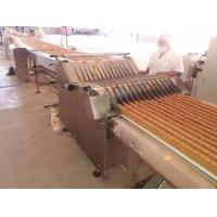 Hand / Soft Biscuit Production Line Automatic Animal Shaped Multifunction Manufactures