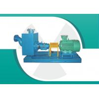 HZX Series Self-Priming Centrifugal Pump / 0.75 - 200 Kw High Shear Pump Manufactures