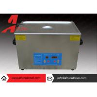 Industrial 480W Ultrasonic Parts Washer Single Frequency 27000ml Manufactures
