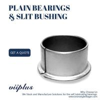 Ski Lifts PTFE Self Lubricating Bearings Good Dimensional Stability & Capacity Manufactures