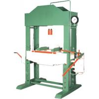 12500KN Heavy Duty Hydraulic Press Machine Adjustable Speed With Movable Table Manufactures