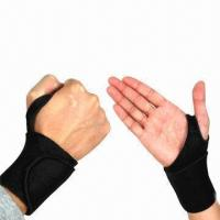 Soft Wrist Braces, Comfortable to Use, Various Sizes are Available, Made of Neoprene Manufactures