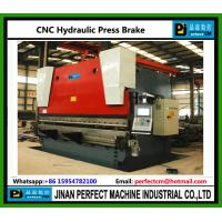 CNC Hydraulic Press Brakes Bending Machine China factory Shearing Machine Manufactures