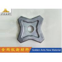 High Hardness Tungsten Carbide Cutting Tools For Stainless Steel / Wood Manufactures
