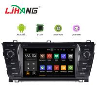 7 Inch Touch Screen AM FM Toyota Car DVD Player Multi - Language Supported Manufactures