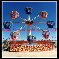 China Great free parking game children games mini ferris wheel 32 seats on sale