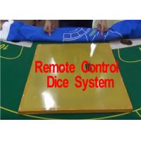 Remote Control Electronic Dice Cheating Device System for Gambling Cheat Manufactures