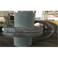 AISI 4340 34CrNiMo6 40NCD3 SNCM439 Gear forged steel shaft  Q+T Heat Treatment  Rough Turned Manufactures