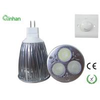 Pure aluminum and lens E27 30 degree 50000h LED dimmable spotlight Ce & RoHs approval Manufactures